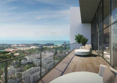 new-launch-singapore-avenue-south-residence-artist-impression-roof-function-room