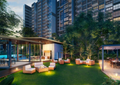 new-launch-singapore-riverfront-residences-Function-Room